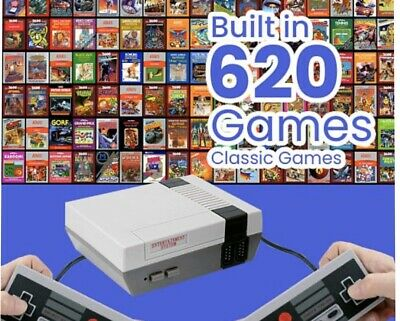 620 Built-in Games MINI GAME CONSOLE(ANNIVERSARY EDITION) Ships Out Today