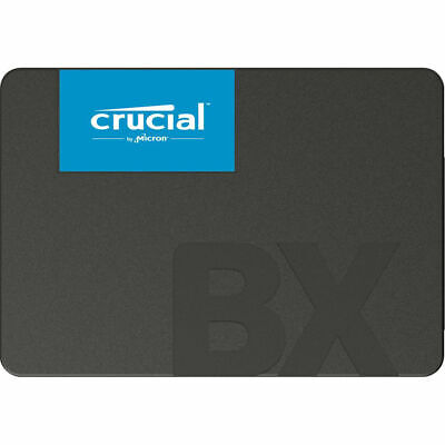 """Crucial BX500 1TB SSD 2.5"""" SATA III Internal Solid State Drive 540MB/s Acronis"""
