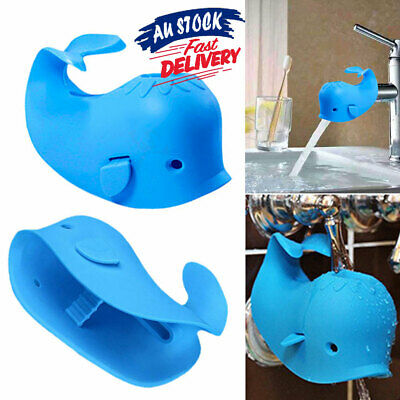 Tap Cover Cute Whale Edge Corner AU Baby Bath Safety Faucet Tub Guard Protector