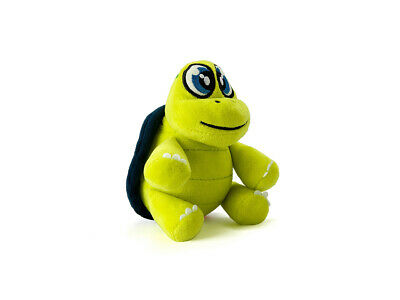 GENUINE VR46 Rossi Plush Turtle Small 13cm Toy OFFICIAL YAMAHA