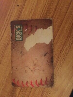 dicks sporting goods gift card $50 value, unused and available at all stores
