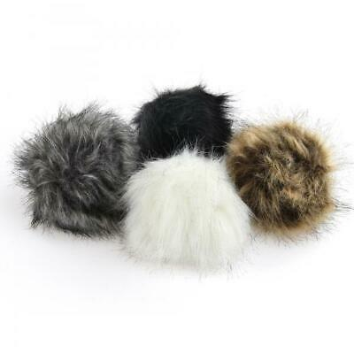 Pom Pom 5 inch Pack of 3 in Assorted Colours