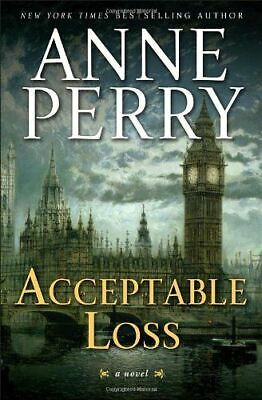 Like New, Acceptable Loss (William Monk Novels), Perry, Anne, Hardcover