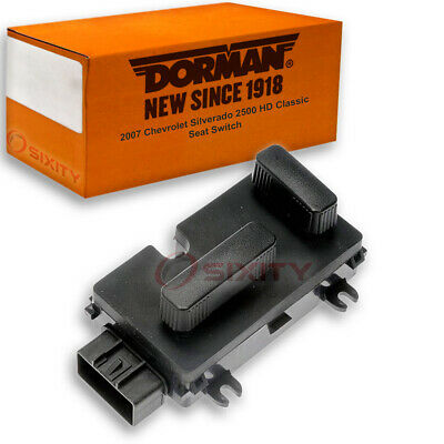 Dorman Front Left Seat Switch for Chevy Silverado 2500 HD Classic 2007 -  hy