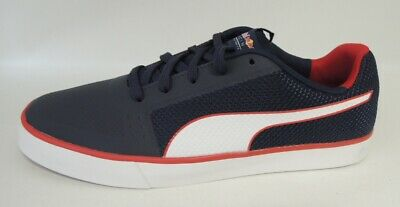 NEU PUMA RBR Wings Vulc Red Bull Racing Gr. 43 Herren
