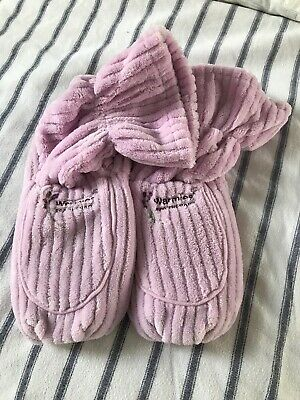 Warmies Spa Therapy Booties