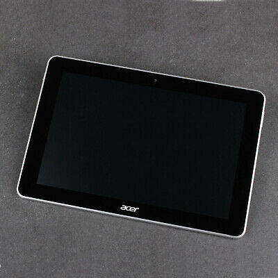ACER ICONIA TAB A3-A10 - LCD Display Screen + Touchscreen + Rahmen / ORIGINAL