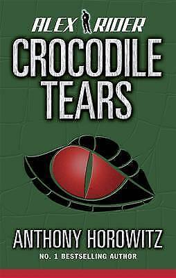 Crocodile Tears (Alex Rider) by Horowitz, Anthony Book (Paperback)