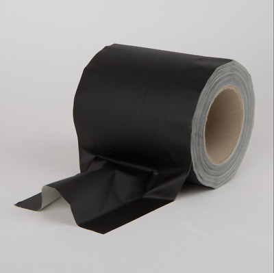 150mm x 30m Cable Cover Tape (Slipway) - Black