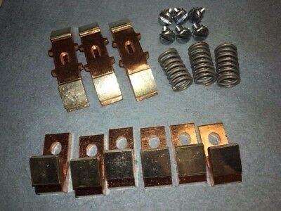 6-45-2 CUTLER HAMMER SIZE 5 3 POLE FREEDOM REPLACEMENT CONTACT KIT
