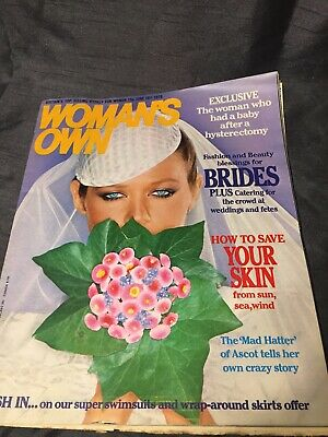 June 16th 1979 WOMAN'S OWN Magazine