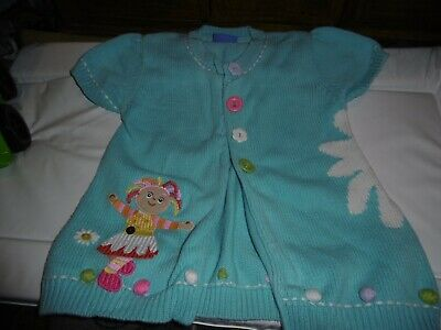 Girls In the Night Garden Upsy Daisy NEXT Knitted Top 3-4 Years