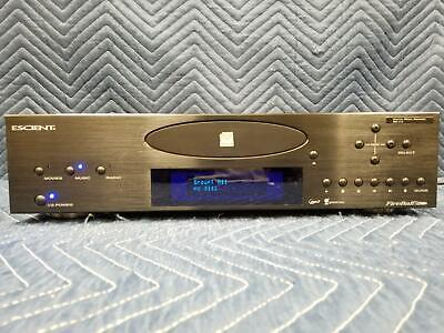 Escient FireBall MX-111 Digital music server with DVD/CD changer control