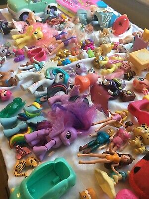 Girls Toys Shopkins My Little Pony Lps Lot