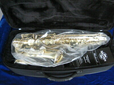 New Selmer Paris Model 52 Axos Professional Alto Saxophone With Full Warranty!
