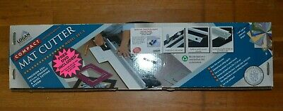 """Logan Compact Classic Mat Cutter 32"""" Value Pack Model 301-S inc. Groovy Mouse"""