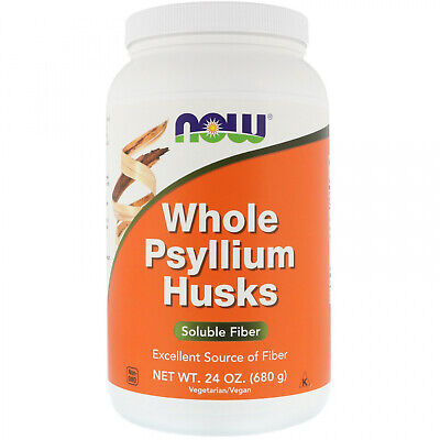 Now Foods, Whole Psyllium Husks, 1.5 Lbs (680 G)