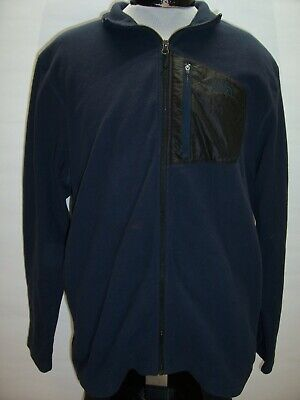 The North Face XL XL Giacca in Pile Combine Nave Discount