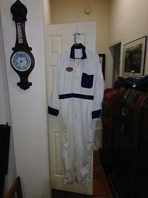 Texaco Tinker Air Force Base Refueling  Station Man Uniform