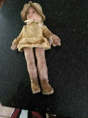 Dean's Rag Book Doll