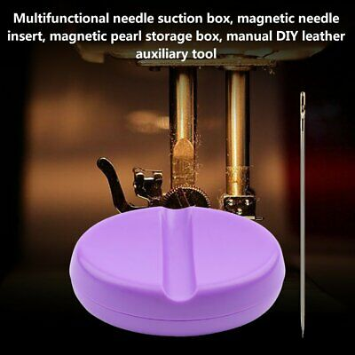 DN00362 Suction Box Magnetic Needle Box Magnetic Pearl Storage Box 6J