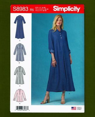 Simplicity 1048 Misses Sew Simple Pull On Pants Sewing Pattern Sz 8-18