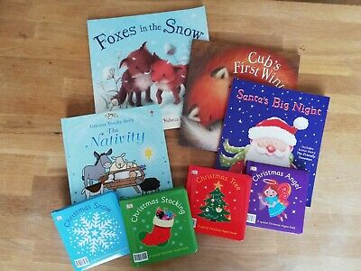 Christmas /Festive/Nativity Book Bundle
