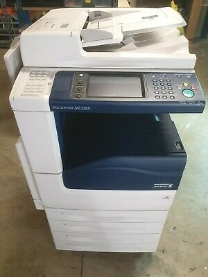 Xerox DocuCentre IV C2265 Colour Copy,Fax,Print,Scan, Own from $39.21 per month