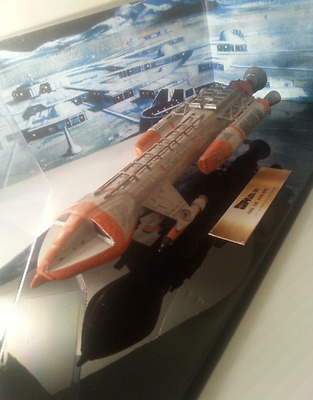 1 Space 1999 Hawk MkMIX  Prop Replica from Space 1999 Prop read info Nice item*