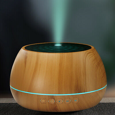 Aroma Diffuser LED Ultrasonic Humidifier Essential Oil Diffuser
