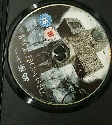 Back From Hell (DVD, 2013)