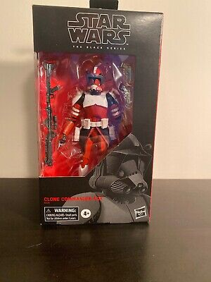 Star Wars - The Black Series - Clone Commander Fox - In Hand!