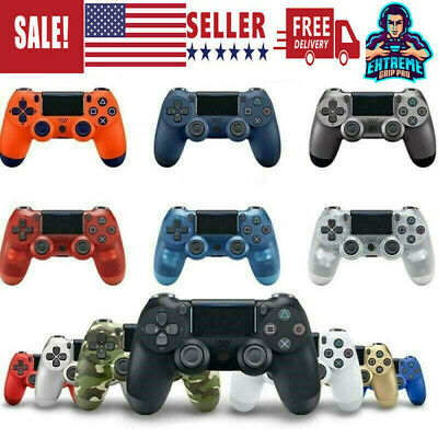Wireless Bluetooth Game Controller Gamepad For Sony PS4 DualShock 4  or covers
