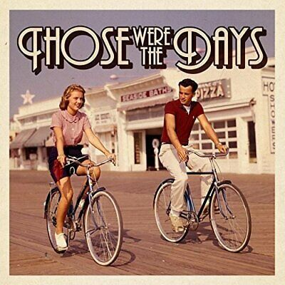 THOSE WERE THE DAYS (2016) 60-track 3-CD NEW/SEALED Andy Williams Frank Sinatra
