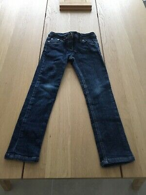 Mini Boden Age 7 Years Blue Denim Jeans
