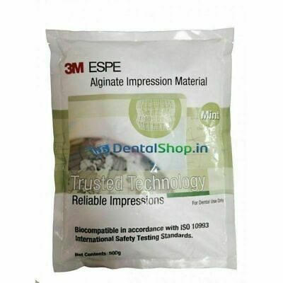 3M ESPE Alginate Impressioning Material 500gm Pack