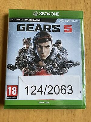 Gears 5 (Xbox One) New & Sealed
