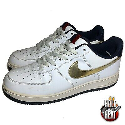2009 Nike Air Force 1 'Olympics' men's 11 WITH BOX, Very good condition!