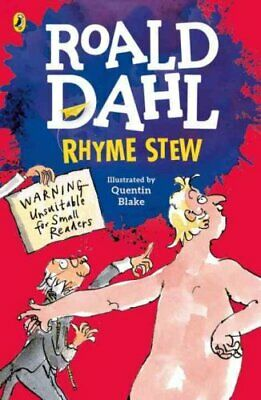 Rhyme Stew by Roald Dahl 9780141365527 | Brand New | Free US Shipping