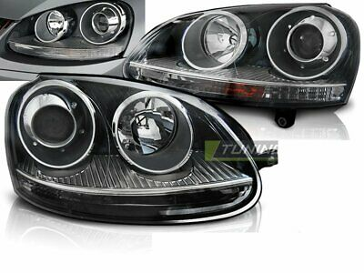 Luuchten fir VW GOLF 5 V 03-09 GTI STYLE Look Black LPVW20ET XINO IT
