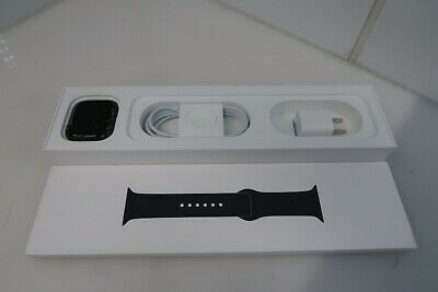 Apple Watch Series 5 GPS + Cellular 44mm Space Gray Aluminum Case (AS-IS)