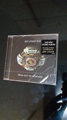 From Out of Nowhere - Jeff Lynne's ELO (Album) [CD] - STILL SEALED