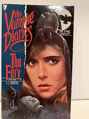 The Vampire Diaries The Fury Volume 3 By L.J.Smith