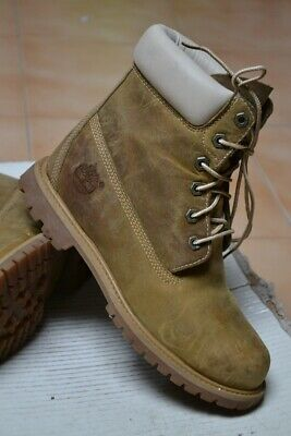 TIMBERLAND DONNA CON TACCO INTERNO N.39,5 UK6,5 Stivaletti Woman Boots
