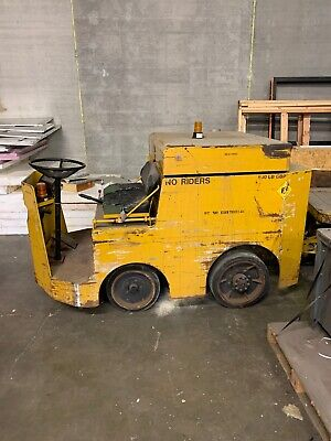Taylor Dunn Tow Tractor Model P2-50