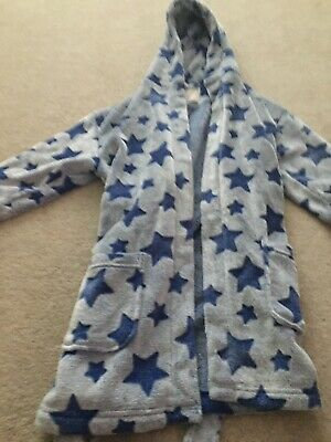 boys next dressing gown 7-8 years