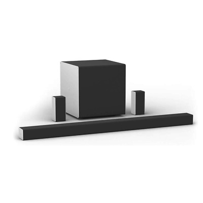 VIZIO 46-In Home Theater Sound System (Manufacturer Refurbished) (For Parts)