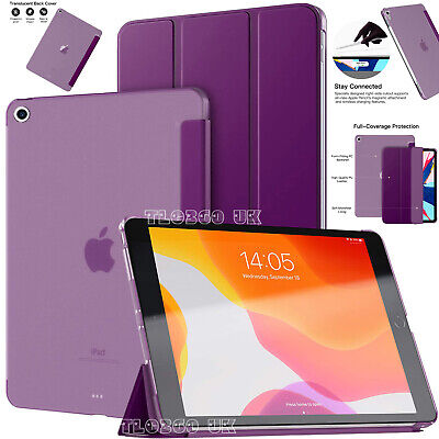 Case For Apple iPad 10.2 (7th Generation) 2019 Leather Magnetic Smart Book Cover