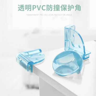 Edge & Corner Guards Baby Safety Protection Articles Collision Transparent Angle