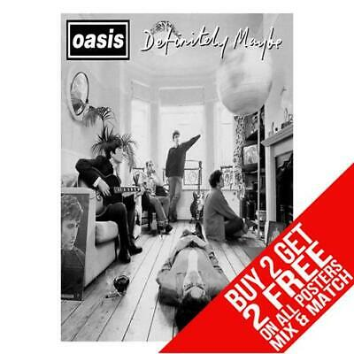 Oasis Dd9 Poster Art Print A4 A3 Size - Buy 2 Get Any 2 Free